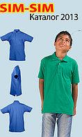 Детские футболки поло