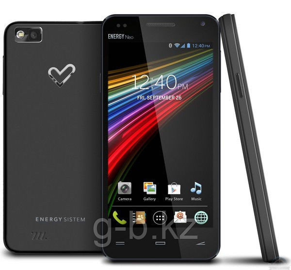 "Energy Sistem PHONE PRO (Octa-core, 5.0"" IPS FHD, 3G, 2xSIM, GPS, NFC+Bluetooth)"