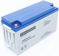 CHALLENGER A12-200 аккумулятор (АГМ). 200А/ч 12 Вольт