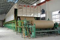 Оборудование по производству крафт-бумаги