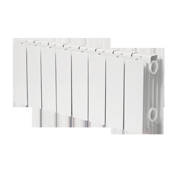 Биметаллический  радиатор RONDO 150/10/120