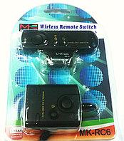 Проводной/беспроводной (радио) пульт ДУ MeiKe MK-RC6 для Canon