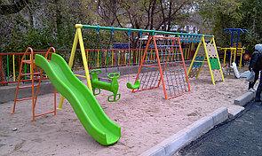 Детская Площадка ул.Джангильдина 3