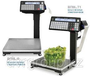 Весы электронные торговые с печатью этикеток Масса-К ВПМ-15.2-Т(1), фото 2