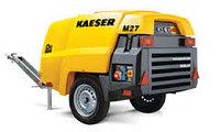 Передвижной компрессор Kaeser M-17