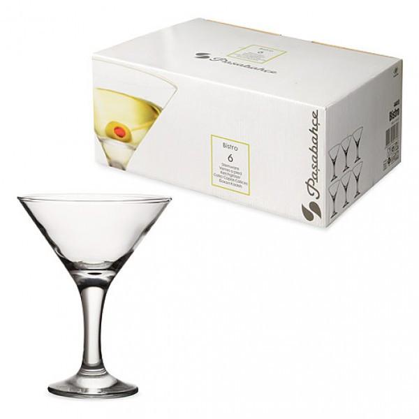 Бокал для мартини Bistro 44410 190 мл (Pasabahce) 6 шт