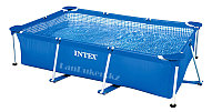 "Каркасный бассейн ""Intex Small Frame Pool"" (260* 160* 65 см) 28271"