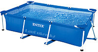 "Каркасный бассейн ""Intex Small Frame Pool"" (300* 200* 75 см) 28272"