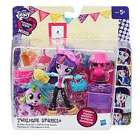 My Little Pony Equestria Girls B4909 Май Литл Пони MLP EG Мини-кукла с акс