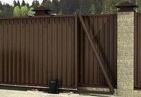 Ворота сдвижные Revolution 4500*2200 мм