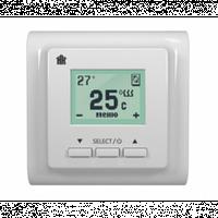 Терморегулятор ТР 721 белый (НК)  (теплый пол, греющий кабель)