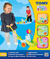 Tomy Play to learn Каталочка Тюлень