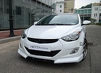 Обвес NEFDesign на Hyundai Elantra