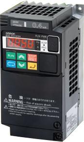 Инвертор MX2, 4.0/5.5кВт, 9.2/11.1А, (3x400В), V/f или векторное управление без датчика
