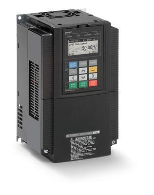 Инвертор RX, 4кВт, 9.0A HD/ 11.1A ND, (3x400В), V/f-,разомкн.- или замкн.- векторное управление, со встроенным ЭМС фильтром (категория C3)