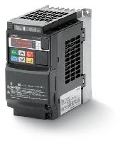 Преобразователь с 220 на 380, Инвертор MX2, 0.75/1.1кВт, 5.0/6.0А, (3x200В), V/f или векторное управление без датчика