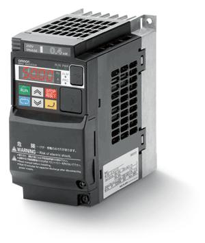 Преобразователь с 220 на 380, Инвертор MX2, 3.7/5.5кВт, 17.5/19.6А, (3x200В), V/f или векторное управление без датчика