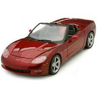 Chevrolet Corvette Convertible 2005 1:18