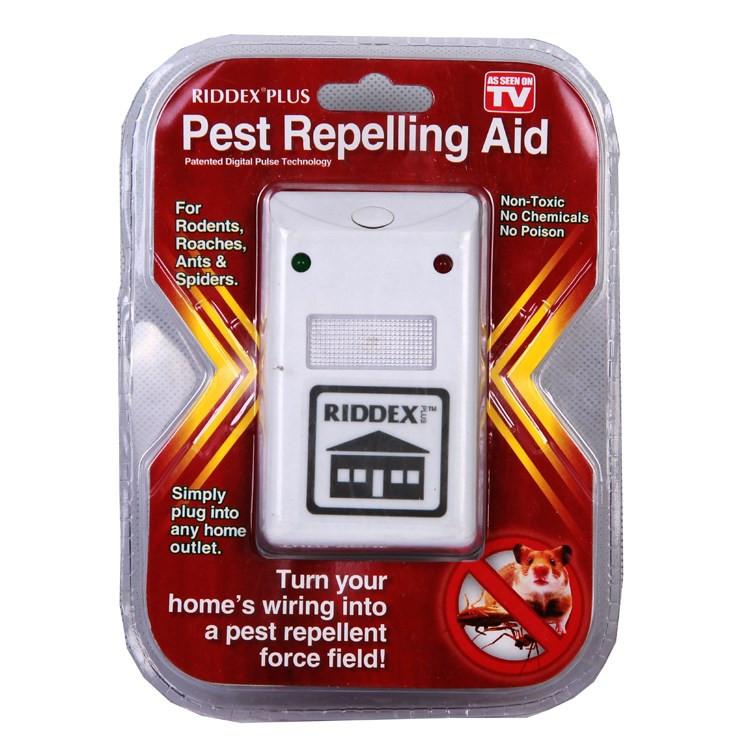 Отпугиватель насекомых и грызунов Riddex pest repelling Aid