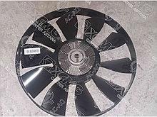 Вентилятор с гидромуфт, в сборе (Ф590) VG1500060400 (SY-W1012ZMH) HOWO