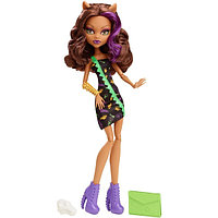 Monster High: Экскурсия, Clawdeen Wolf 711205
