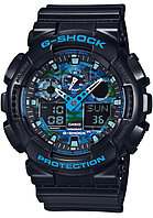 Casio G-Shock GA-100CB-1A, фото 1