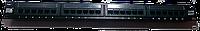 """3С.TECH Патч-панель коммутационная 24 порта/RJ45/кат.5е/неэкр./19""""/1U черная."""