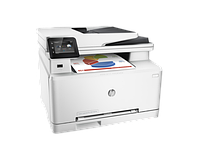 HP M6D61A МФУ лазерный принтер  LaserJet Color Pro MFP M274n Printer