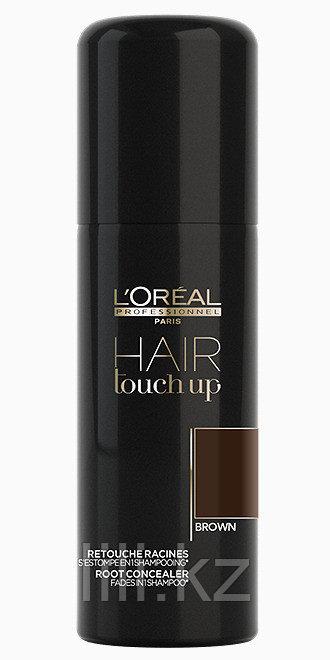 "Консилер для волос ""Коричневый"" L'Oreal Professionel Hair Touch Up ""Brown"" 75 мл."