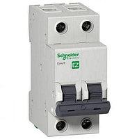 Автоматический выключатель Easy9 2П 6А С