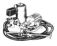 Установка 3119-1 заправочная для трасмиссионных масел