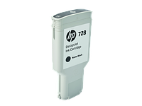 HP F9J68A Черный (матовый)  картридж  728 300-ml Matte Black Ink Crtg, for DesignJet T730, T830