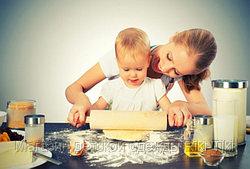 Как игры на кухне с детьми влияют на счастливое будущее вашего ребенка