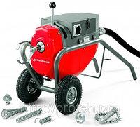 Машина для промышленной прочистки труб и каналов R 80