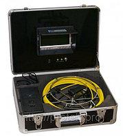 Система видеодиагностики с проталкиваемым кабелем 50м