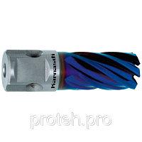 Корончатое сверло KARNASCH типа BLUE-LINE с покрытием DURABLUE