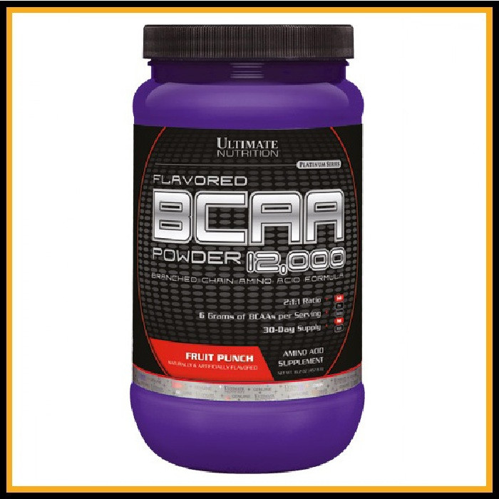 Ultimate Nutrition Flavored BCAA Powder (457g) (Арбуз)