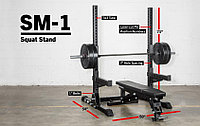 SM-1 MONSTER SQUAT STAND 2.0