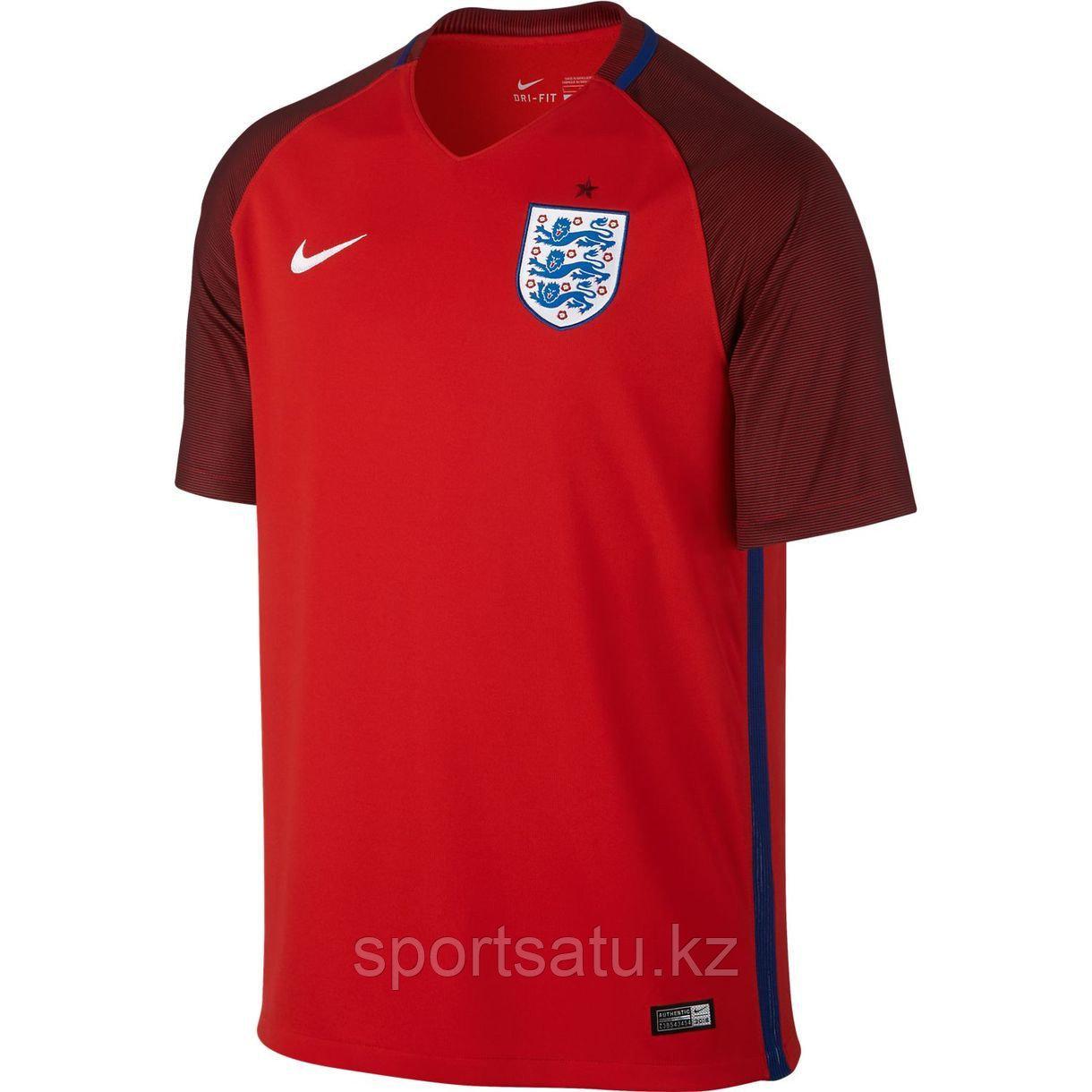 Сборная Англия футбольная форма 2016-17 гостевая