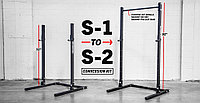 S-1 TO S-2 SQUAT STAND CONVERSION KIT