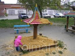 Песок для песочниц (в мешках)