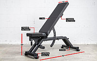 AB-2 ADJUSTABLE BENCH, фото 1