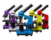 Видеообзор микроскопа Levenhuk Rainbow 2L