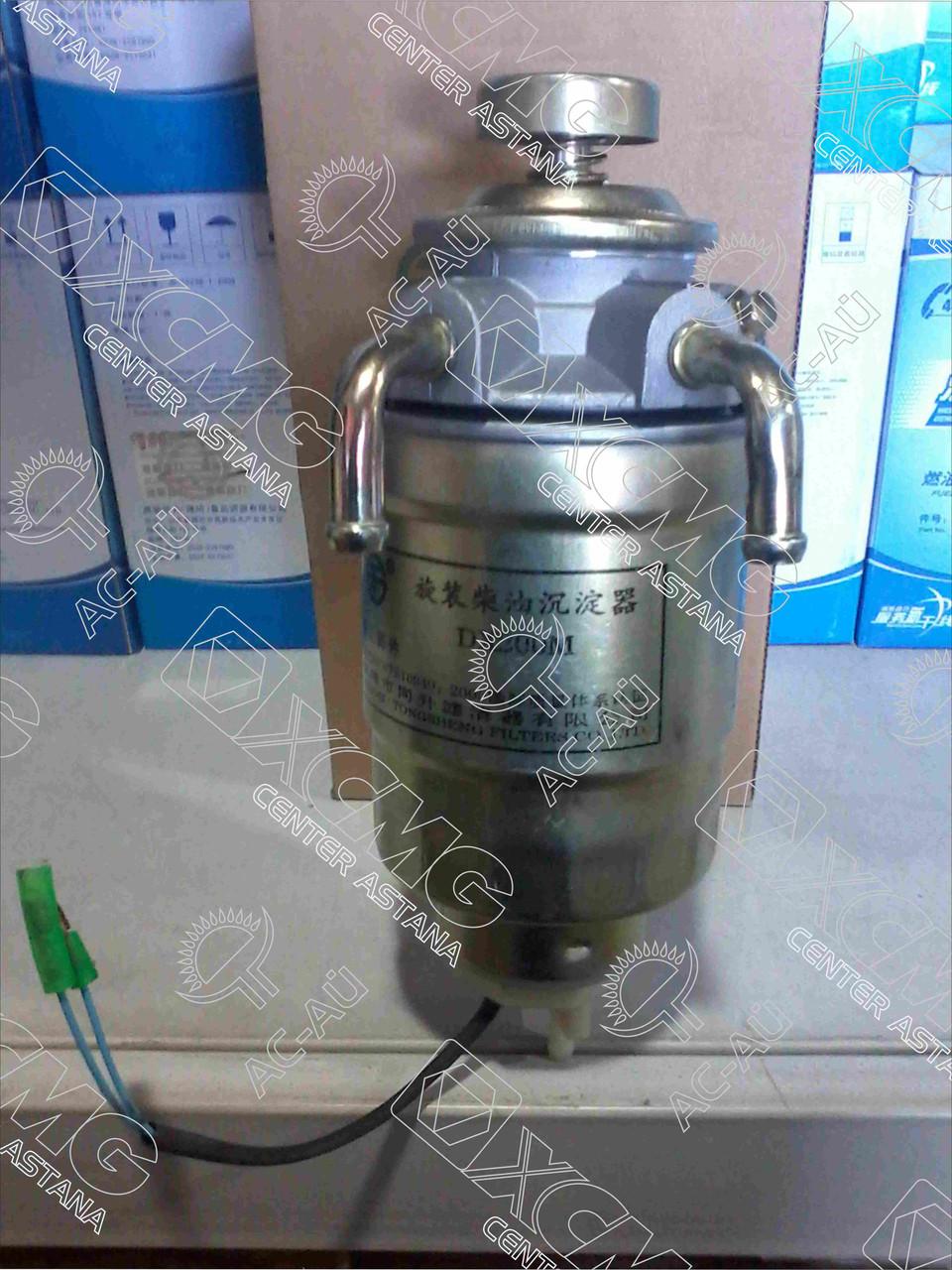 Топливный фильтр с подкачкой DX200М. CPC 20-30