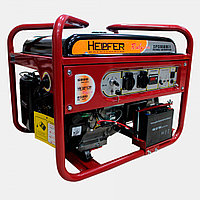 Бензиновый генератор Helpfer SPG 8600 (эл. стартер)