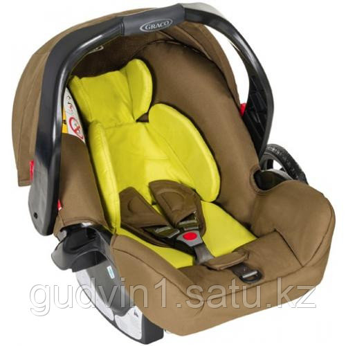 Автокресло Graco Junior Baby Highend Olive