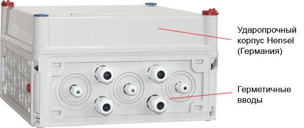 Система удаленного питания объектов SKAT-RLPS.48DC-10 исп.5, фото 2
