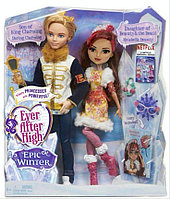 Darling Charming and Rosabella Beauty Dolls Epic Winter