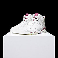 "Кроссовки Air Jordan VI(6) Retro ""Maroon"" , фото 1"