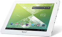 "3Q Q-Pad RC9726C, 16Gb, Wi-Fi, 1.6GHz, 1024Mb RAM, 9.7"" IPS,2048x1536, MicroSD,BT,Android 4.1, White"